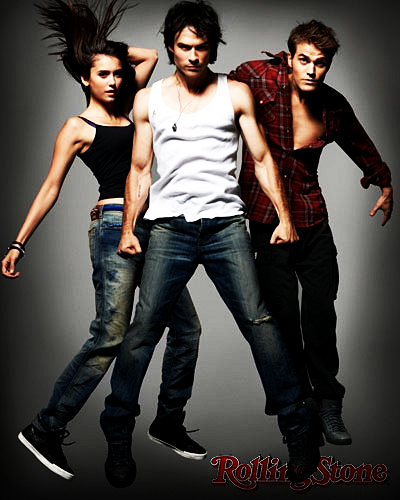 """Photoshoot du trio pour le magazine """" Rolling Stone """" + nouvelle image promotionnelle"""