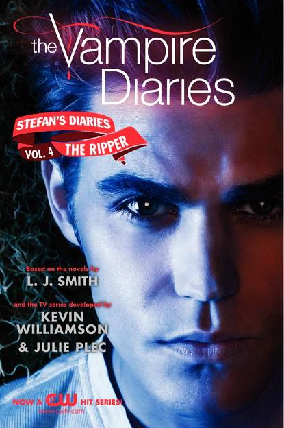 """La couverture américaine du tome 4 de Stefan's Diaries révélée + sept clichés exclusifs de l'épisode 2 : """" The Hybrid """" +"""