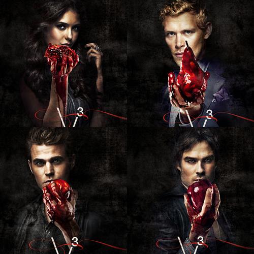 Quatre shoots promotionnels exclusifs + le titre et le synopsis officiel de l'épisode 3 + une nouvelle vidéo promotionnelle exclusive de la saison 3 !