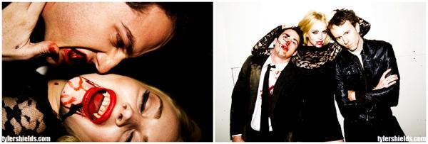 PHOTOSHOOT Michael Trevino pose pour Tyler Shields avec Lindsay Lohan !