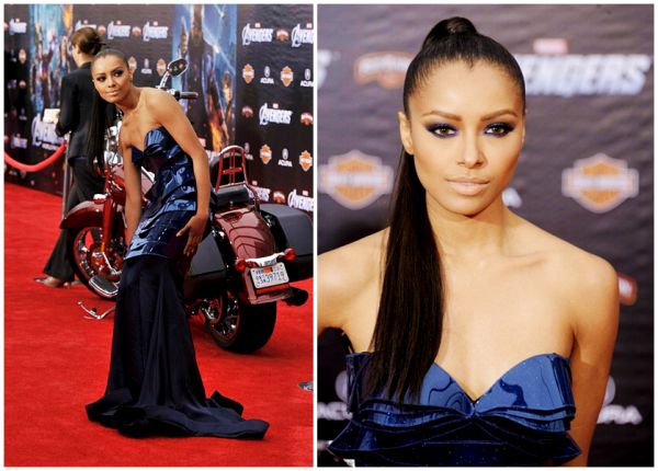 "EVENTS Le 11/04/12, Katerina Graham était à la première de ""Marvel's The Avengers"" !"