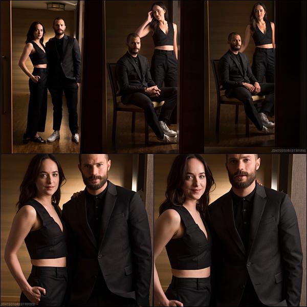 . Découvrez un nouveaux Photoshoot qu'a réalisé Dakota et Jaja pour USA Today. .