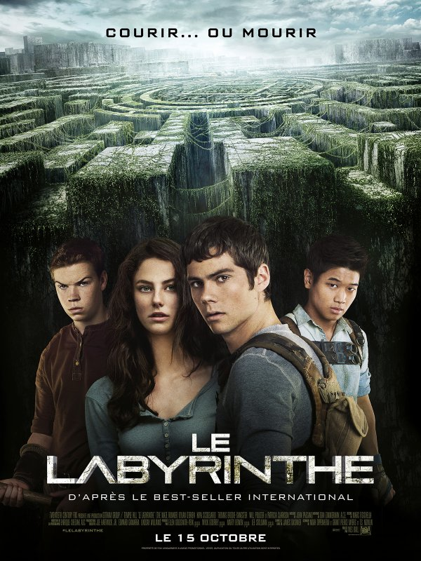 "BLOG OFFICIEL DE LA TRILOGIE ""LE LABYRINTHE"""