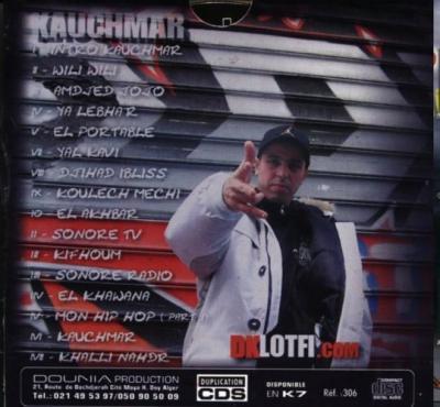 album lotfi double kanon kauchmar