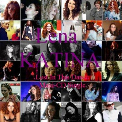 Lena Katina -Lost In This Dance (Maxi-CD 2 Singles)