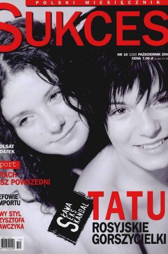 Couverture de Presse / Magazine en Pologne