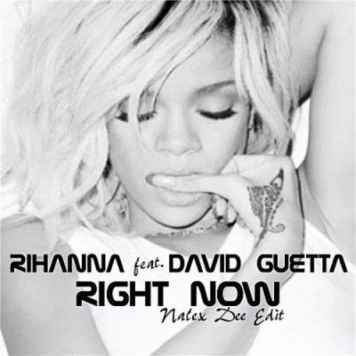 Right Now de Rihanna Feat. David Guetta sur Skyrock