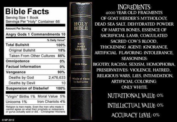 HOLY BIBLE - Blog de MinouMilechat