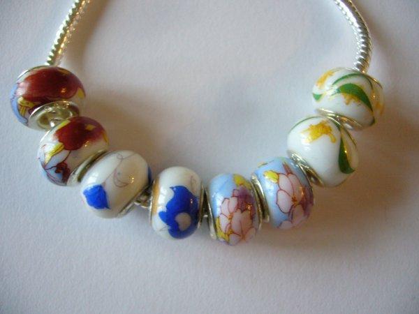 Les Perles en Porcelaine