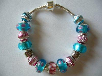 "Boucles d'Oreilles et/ou Bracelet ""Tutti Frutti et Tutti Frutti secondo"""