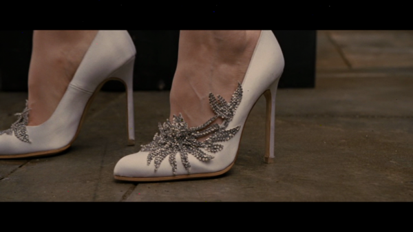 chaussures de mariage de bella my universe is twilight