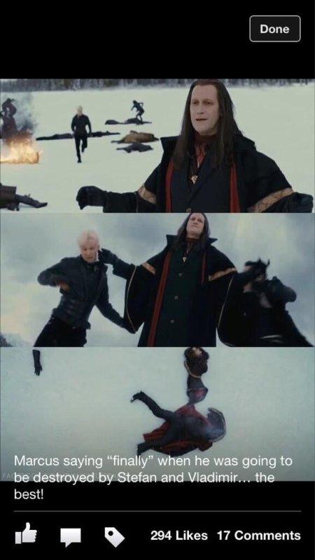 Bataille finale Twilight Chapitre 5
