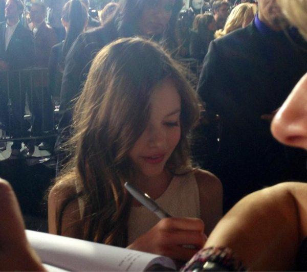 Mackenzie & ses fans