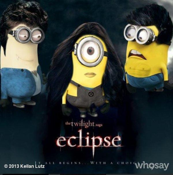 Twilight version minions.
