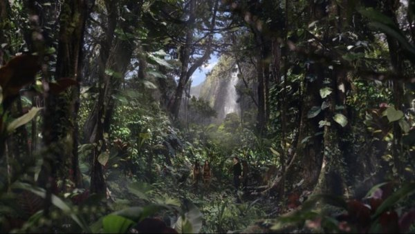 Vision d'une Amazone