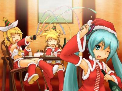 Un article spéciale pour Noël ! 8'D ♥