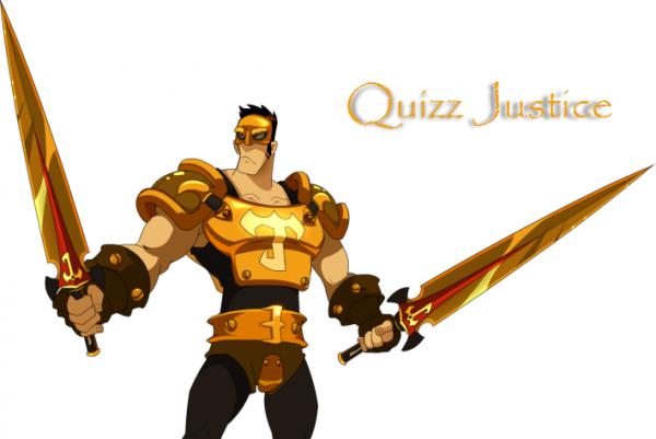 Quizz Série Wakfu : Le Chevalier Justice