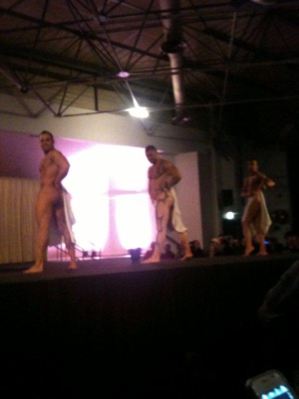 => Chippendales à la Foire Exposition le 16/03/2013 <=