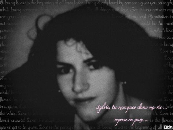 Sylvie ...