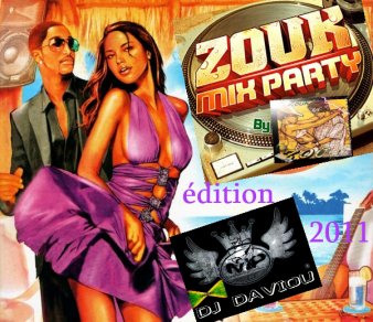 ZOUK MIX PARTY MIXEY BY DJ DAVIOU