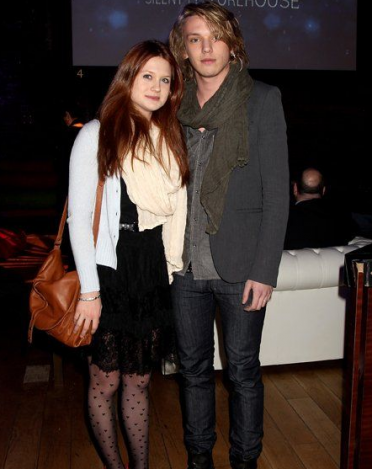 Bonnie Kathleen Wright et Jamie Campbell Bower