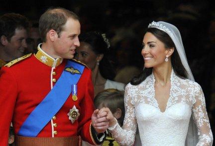 Spécial mariage : Catherine Elizabeth Middleton et William Arthur Philip Louis - Londres - Bukingham Palace 29 avril 2011