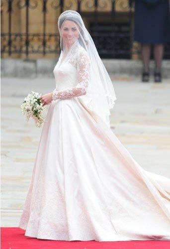 Spécial mariage : Catherine Elizabeth Middleton  - Londres - Bukingham Palace 29 avril 2011