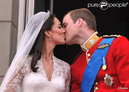 Spécial mariage : Catherine Elizabeth Middleton et William Arthur Philip Louis - Londres - Bukingham Palace 29 avril 2011