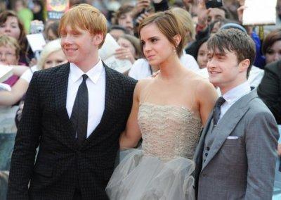 Harry Potter et les Reliques de la Mort- partie 2 - Avant-Première mondiale Londres 7 Juillet 2011