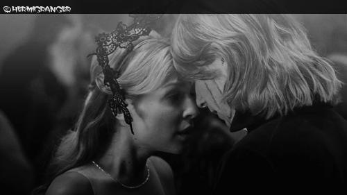 Bill Weasley et Fleur Delacour