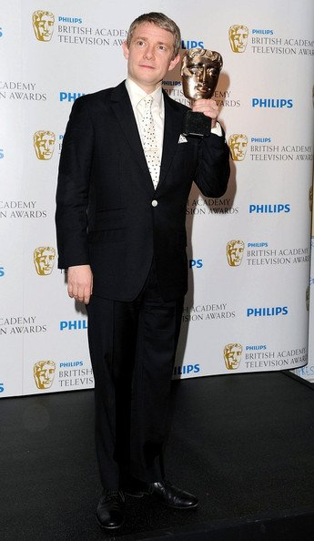 British Academy Television Awards, Londres - 2011