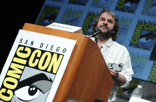Comic-Con 14 juillet 2012, San Diego (Etats-Unis), The Hobbit : an unexpected journey