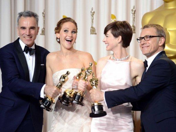 Les Gagnats des Oscars 2013, 24 Février, Los Angeles