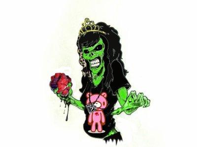 ZombiiiehCookie or Iron Maiden?