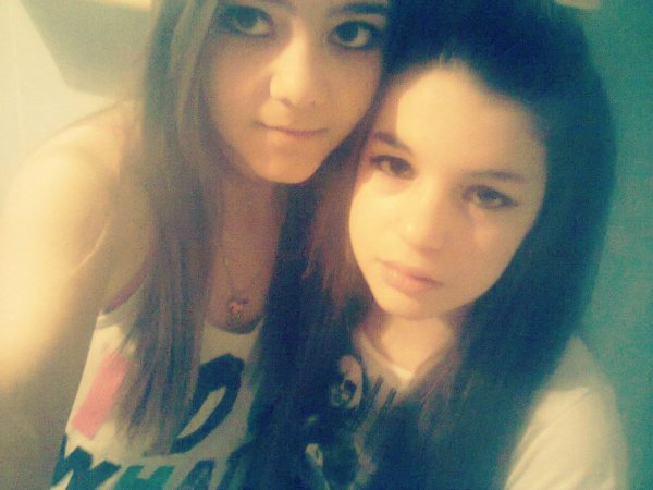 Moi & ma meilleure amie♥