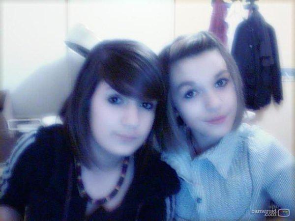 Ma meilleure amie♥