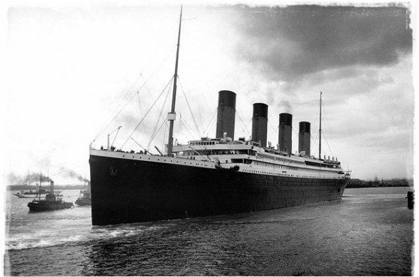 Blog consacré à l'histoire du Titanic