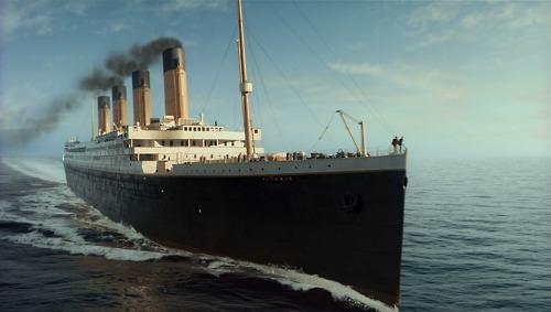 Les mystères du Titanic