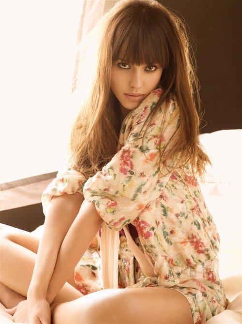 → .ılıllı. Jessica Alba ♥