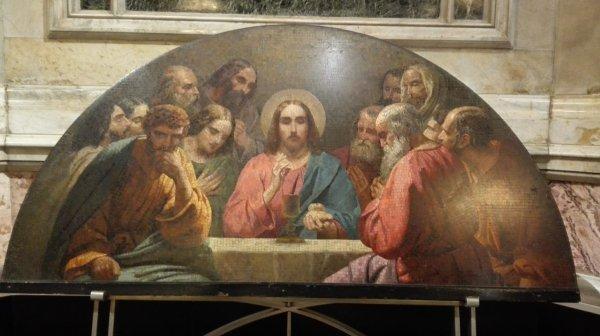 Sint-Isaac Kathedraal.