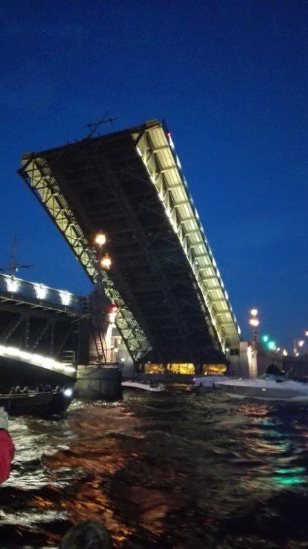 Witte Nachten Cruise op de Neva.