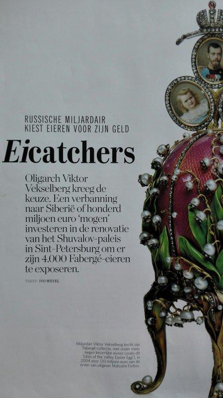 Fabergé Museum: News, Fake News & Gossip.