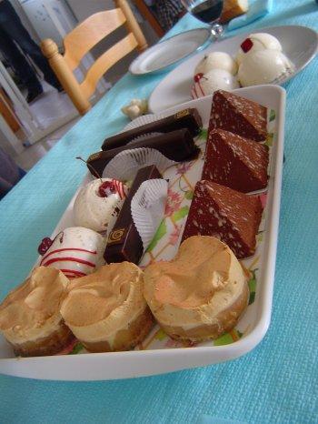 un petit dessert ?