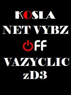 NeoMusicBoukanazMiSeh / Kosla - Net Vybe (KMTi Lyrical)(ZD3)(2o14) (2014)