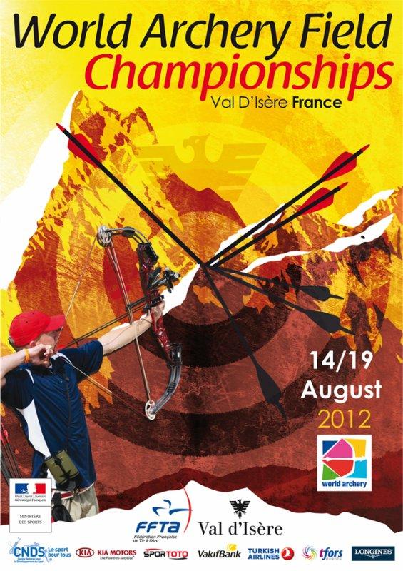 Championnat du monde Tir Campagne a Val d'Isere du 14 au 19 Aôut