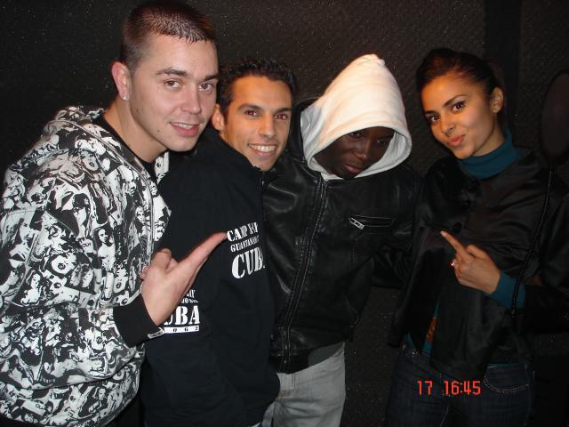 Street Album A Venir / Dans l'rap feat. Liya (2008)