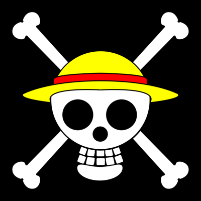 Le drapeau de l equipe de monkey d luffy blog de monkey - Comment dessiner luffy ...