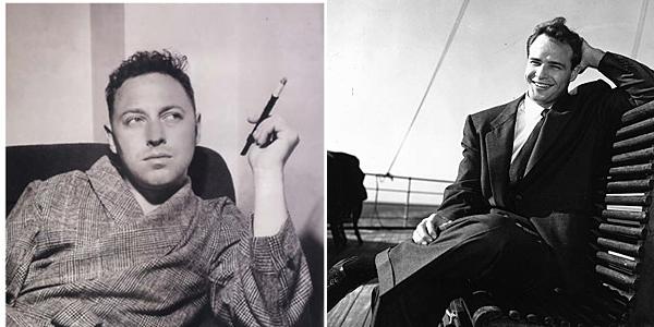 Petite échange épistolaire entre Tennesse Williams et Marlon Brando