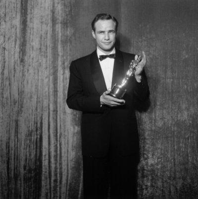 Marlon Brando et les Oscars