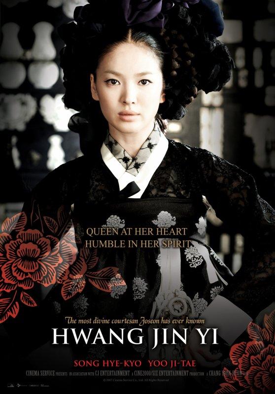 Hwang Jin Yi Le Film
